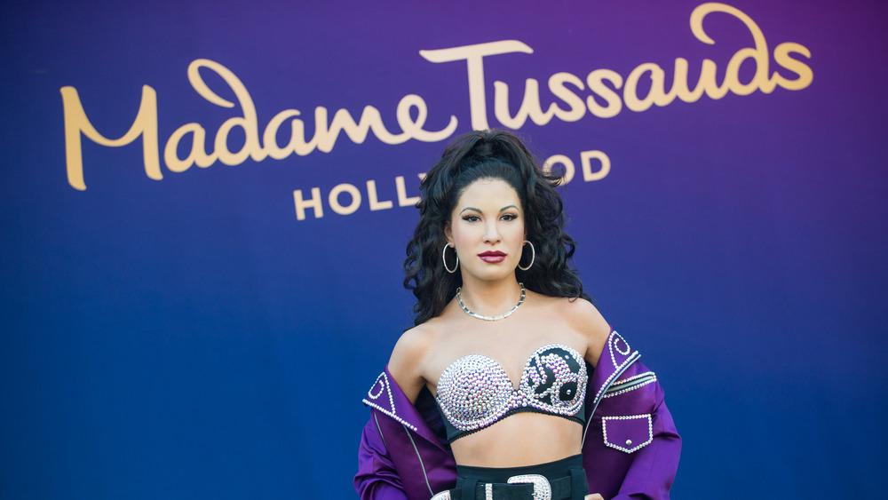 Figura de cera de Selena Quintanilla