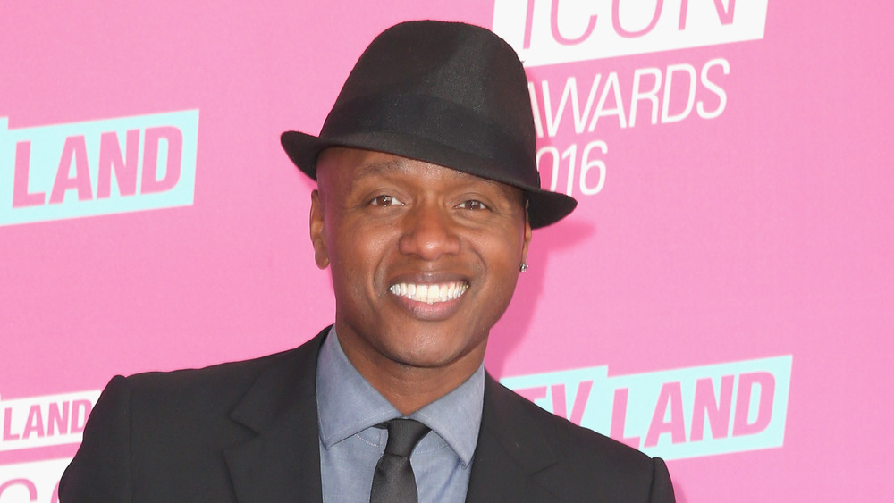 Javier Colon sonriendo