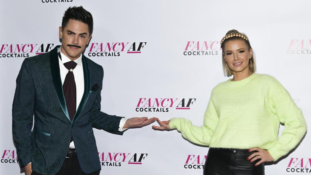 Ariana Madix, Tom Sandoval, promocionando libro de cócteles