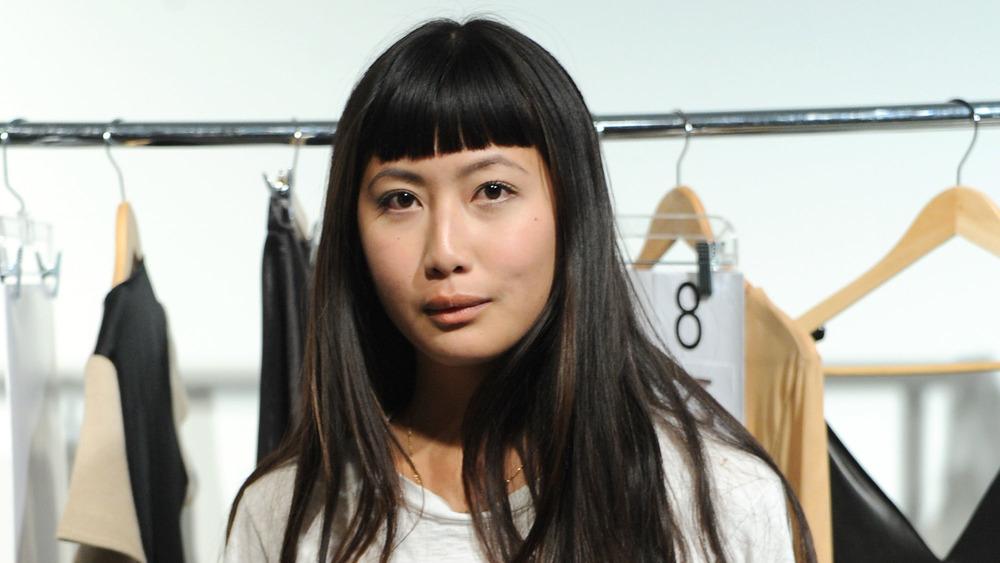 Karolyn Pho en la Semana de la Moda