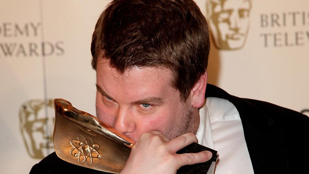 James Corden en los BAFTA