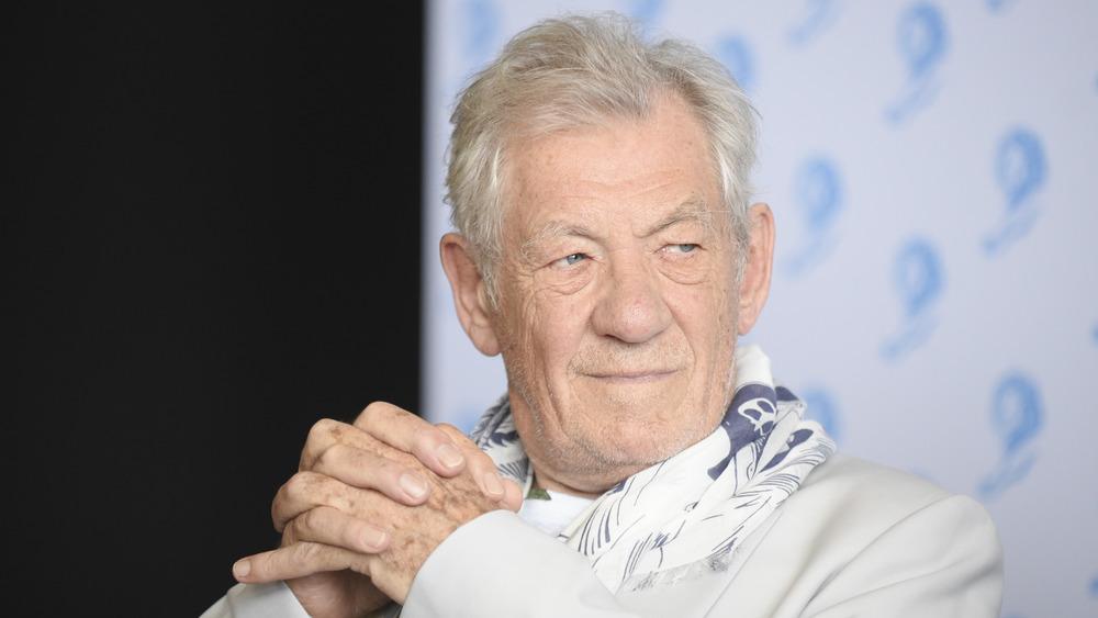 Ian McKellen en Cannes