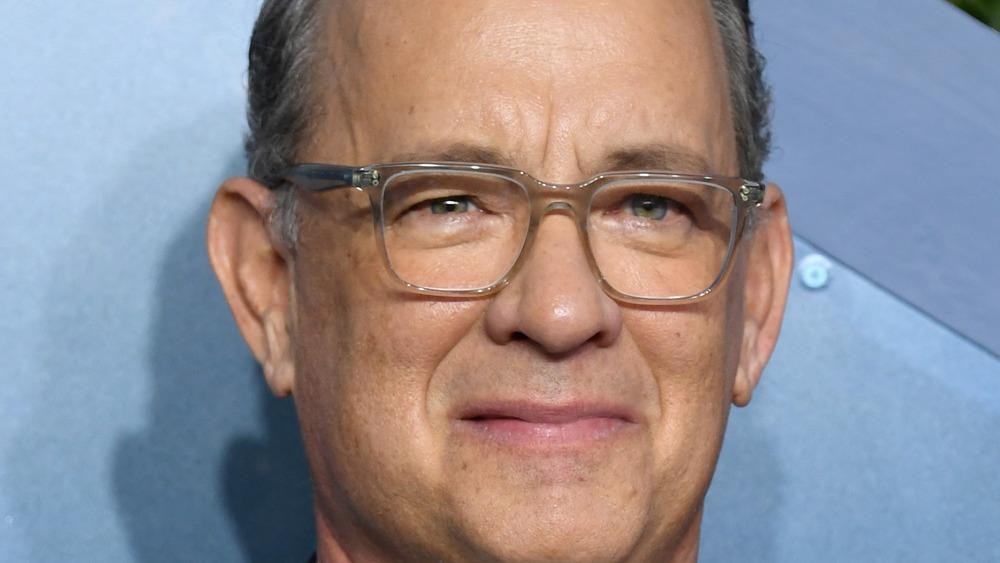 Tom Hanks en los Screen Actors Guild Awards