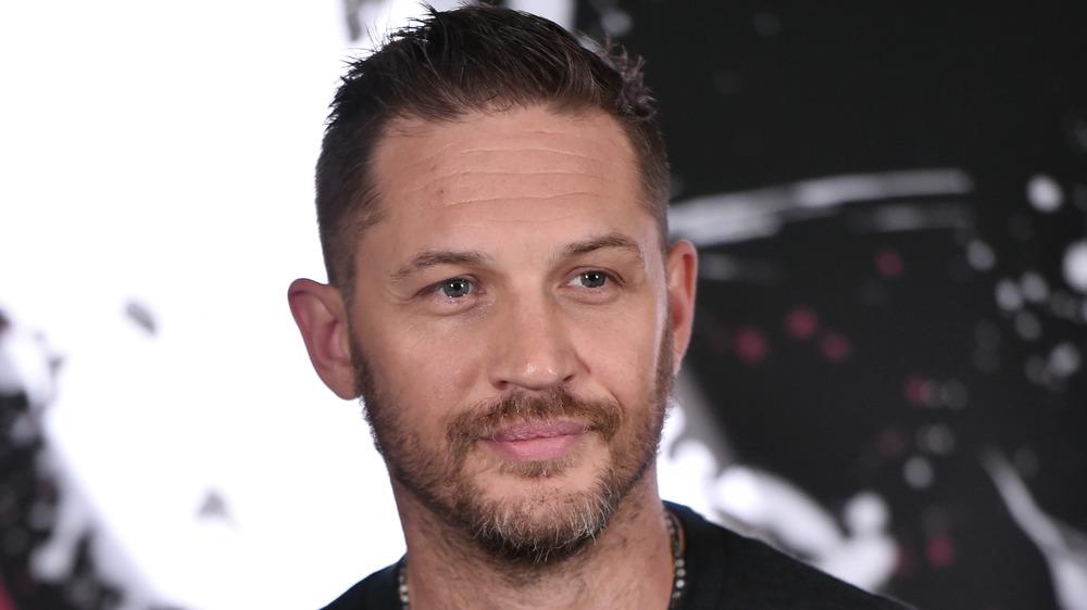 Tom Hardy asiste a una sesión fotográfica para Venom en 2018