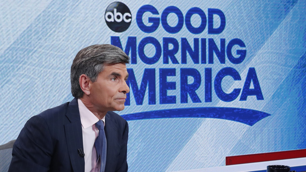 George Stephanopoulos en Good Morning America
