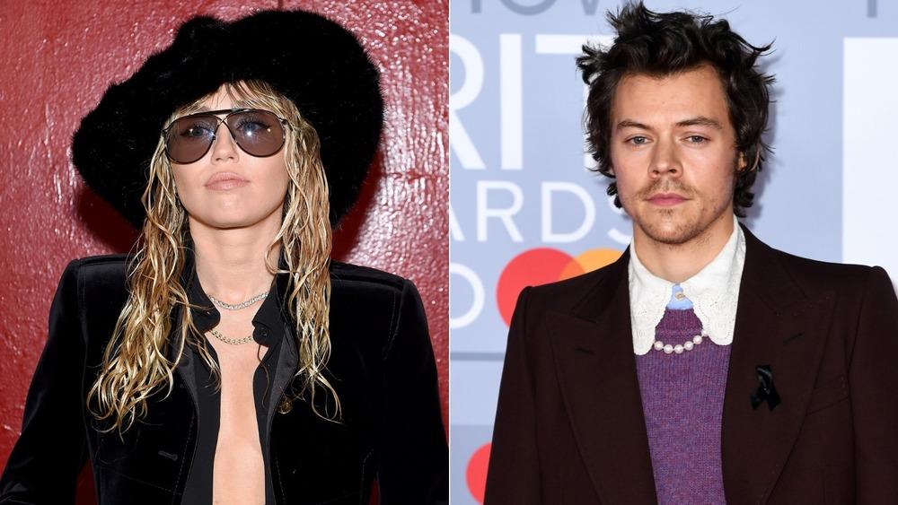 Miley Cyrus está enamorada de Harry Styles
