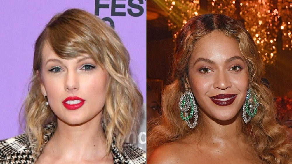 Taylor Swift y Beyonce