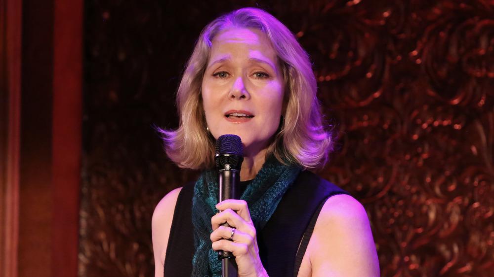 Rebecca Luker cantando