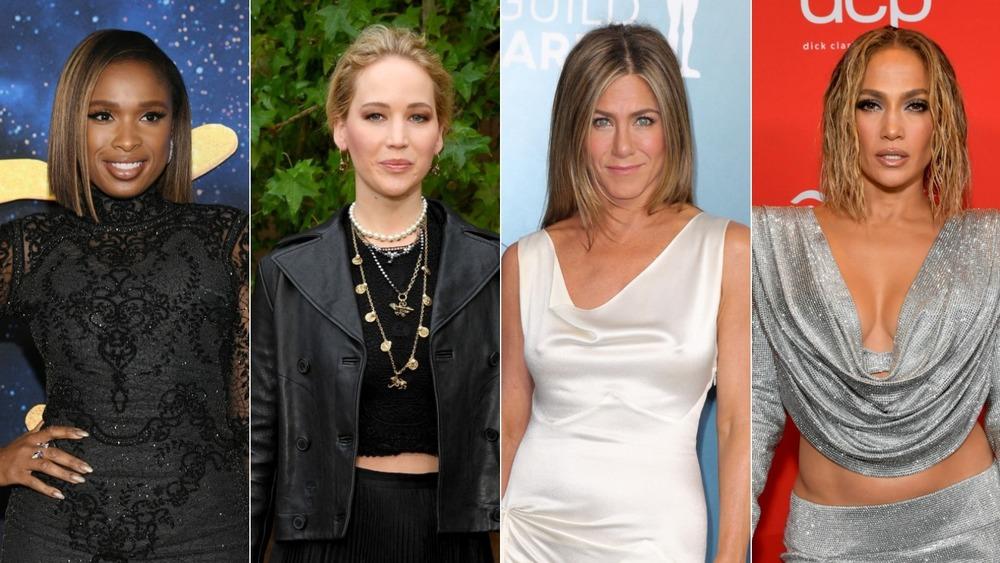 Jennifer Hudson, Jennifer Lawrence, Jennifer Aniston, Jennifer Lopez