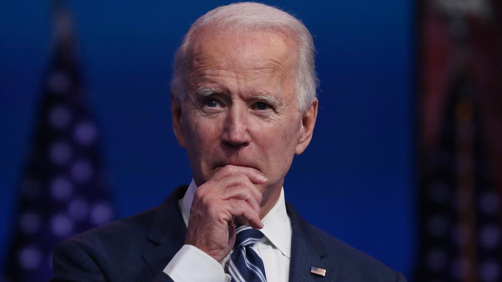 retrato de Joe Biden