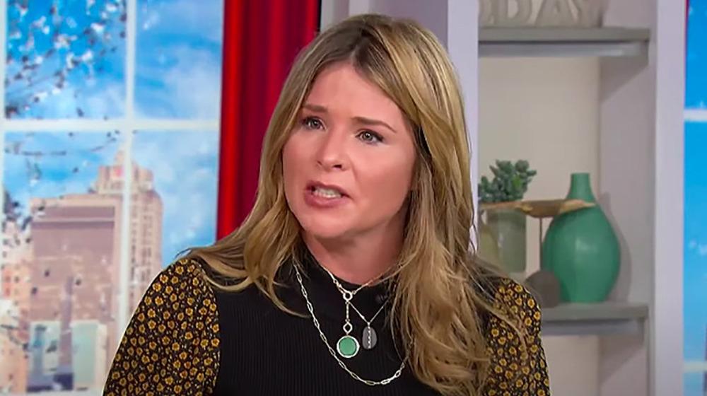 Jenna Bush Hager se emociona cuando habla de los disturbios del capitolio