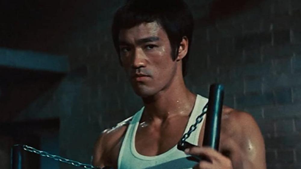 Bruce Lee en Camino del dragón