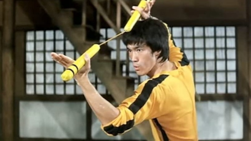 Bruce Lee en Game of Death