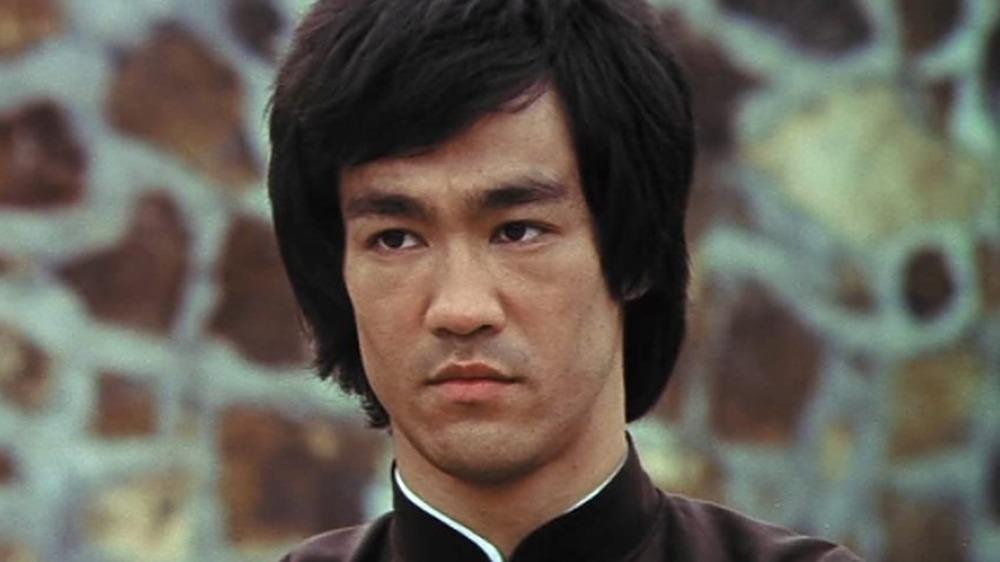 Bruce Lee en Enter the Dragon