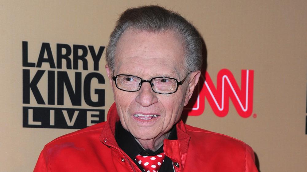 Espectáculo final de Larry King en CNN