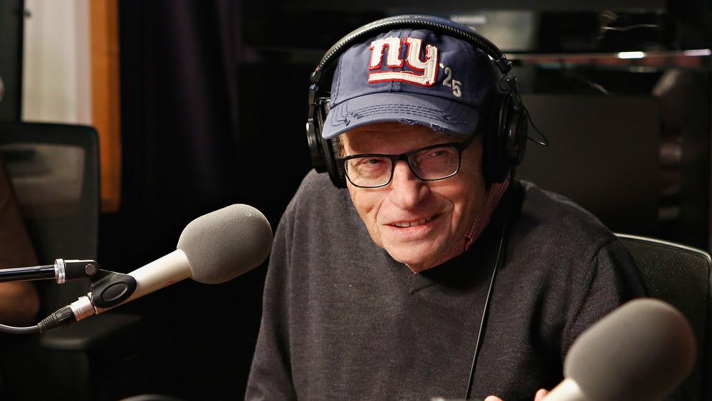 Larry King visita SiriusXM