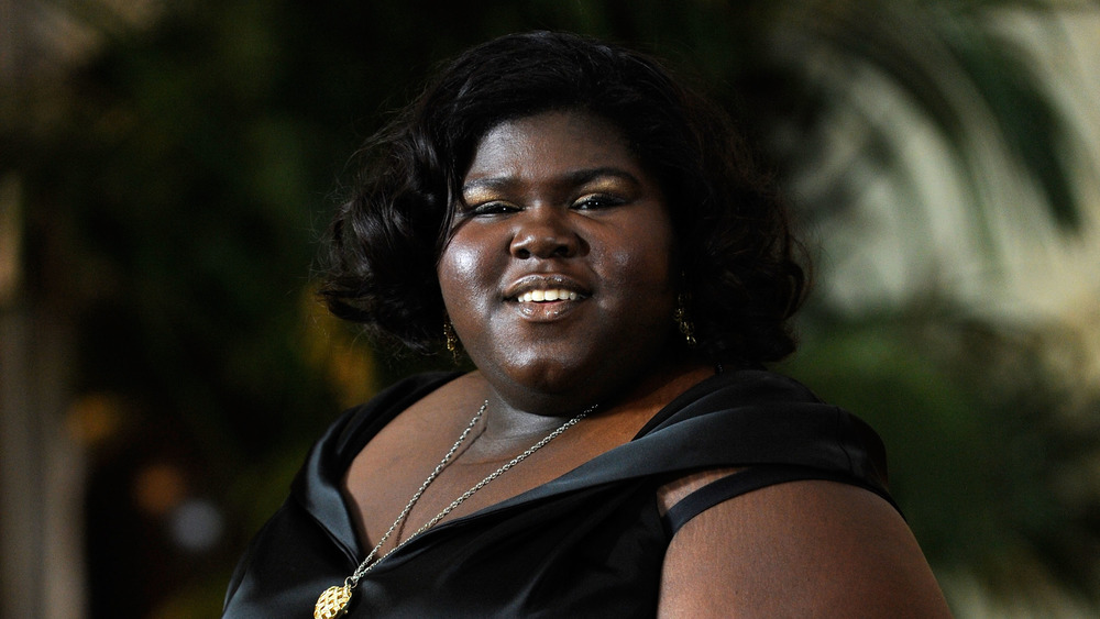Gabourey Sidibe en los Governors Awards