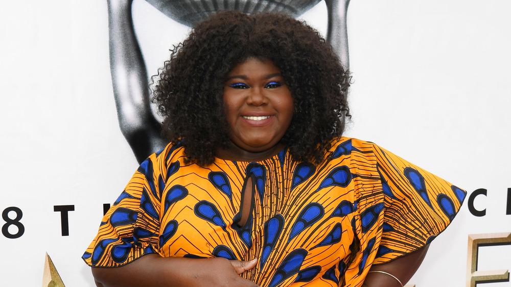 Gabourey Sidibe en los NAACP Image Awards