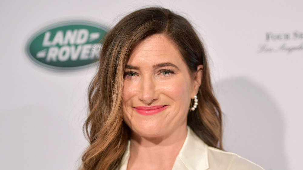 Kathryn Hahn en un evento