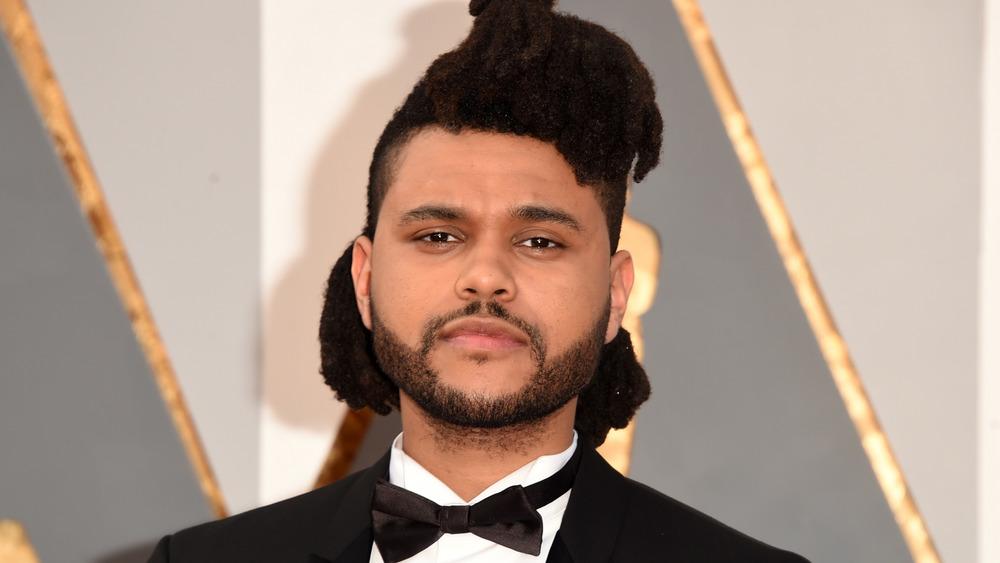 The Weeknd en los Grammy