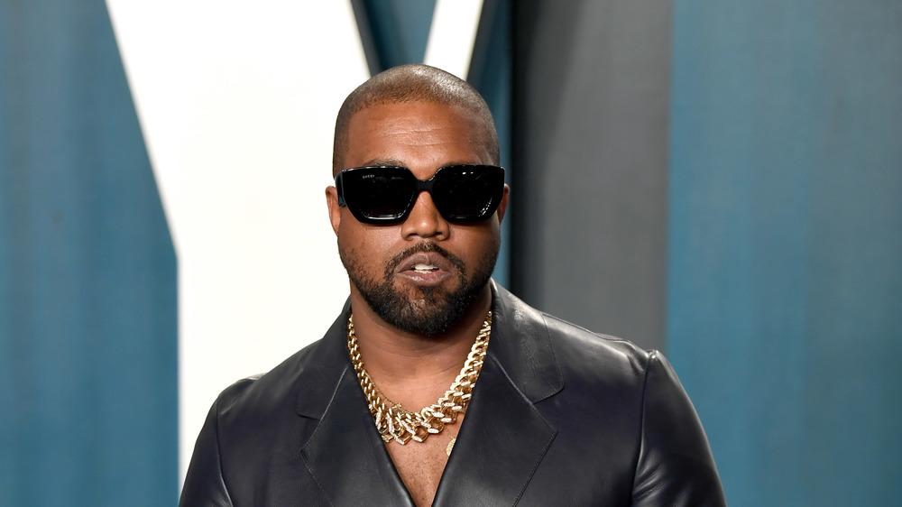 Alfombra roja de Kanye West