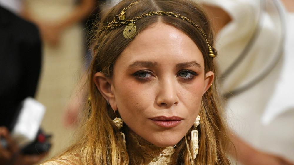 Mary-Kate Olsen en Met Gala
