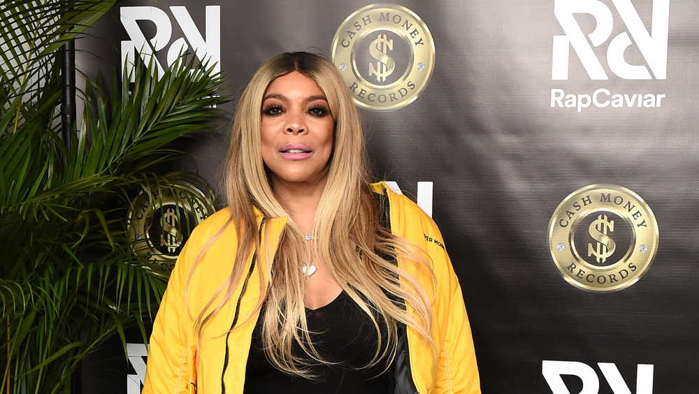 Alfombra roja de Wendy Williams