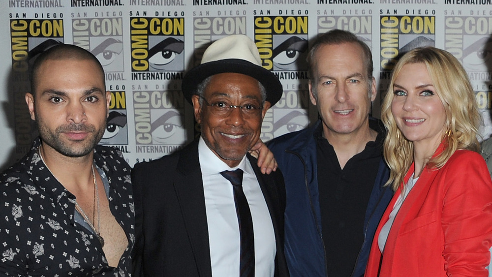 Better Call Saul protagoniza la Comic-Con