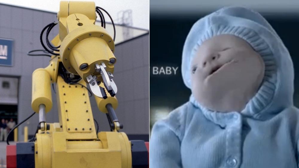 Comerciales de prueba del Super Bowl para bebés de GM Robot y HomeAway