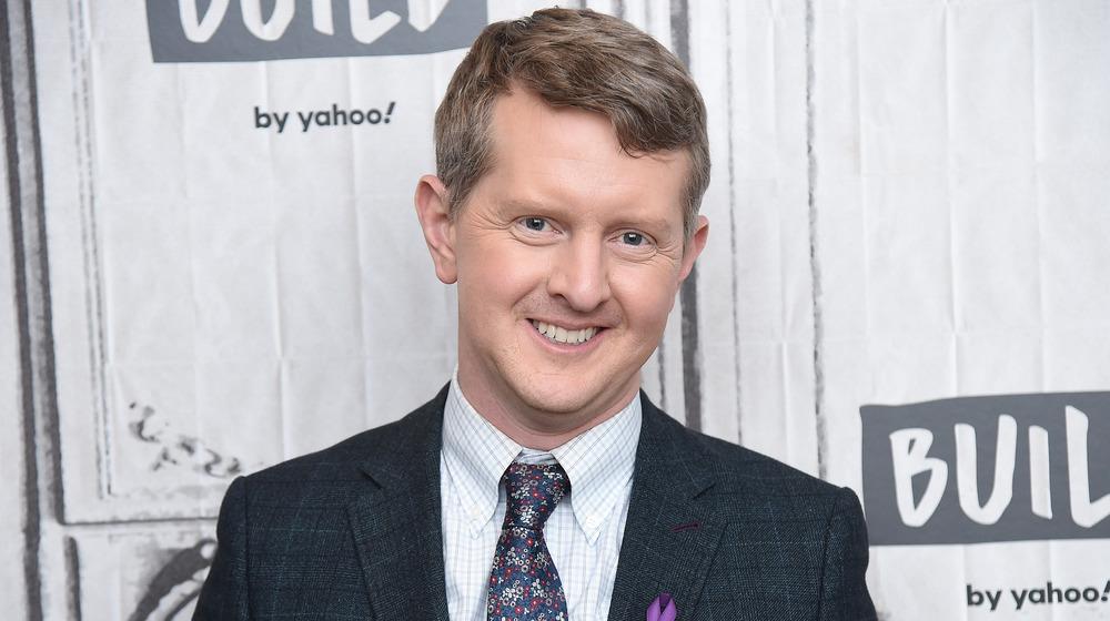 Ken Jennings sonriendo