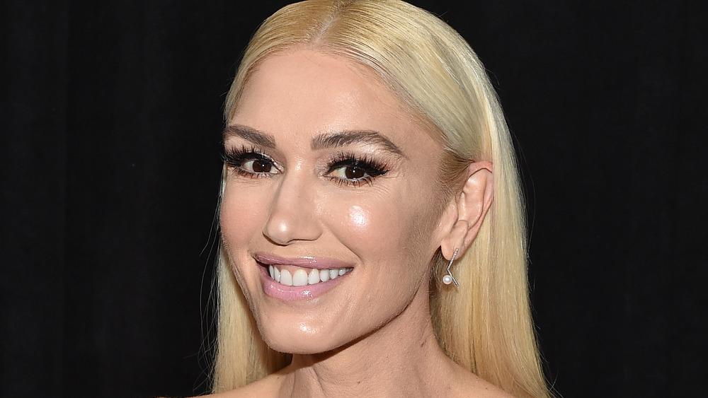 Gwen Stefani en los premios Grammy