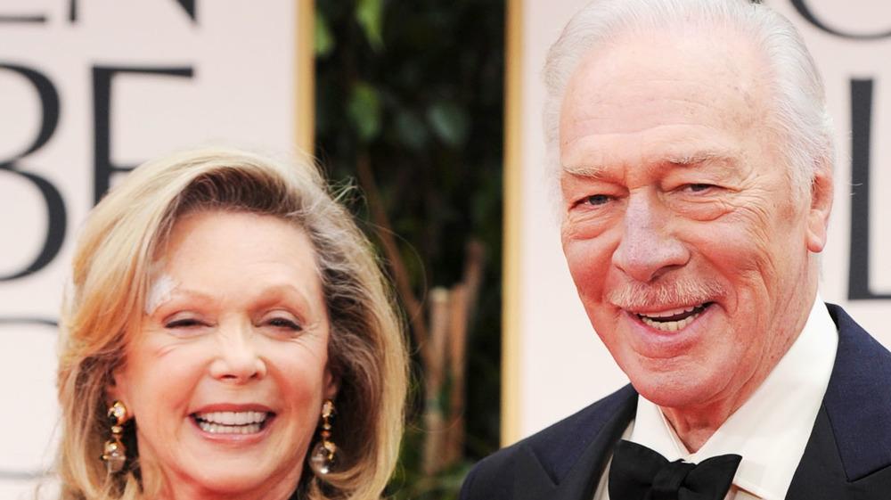 Christopher Plummer y esposa Elaine Taylor