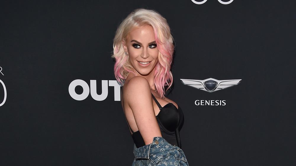 Gigi Gorgeous en un evento