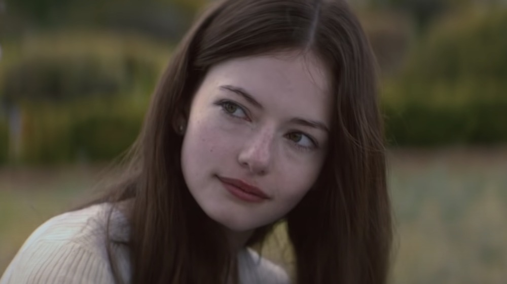 Mackenzie Foy como Jo Green en Black Beauty