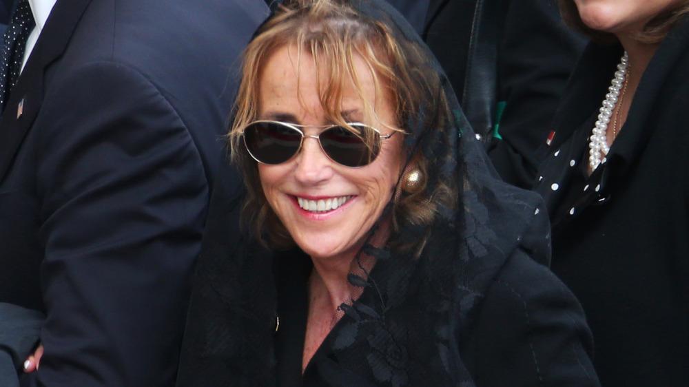 Valerie Biden Owens sonriendo