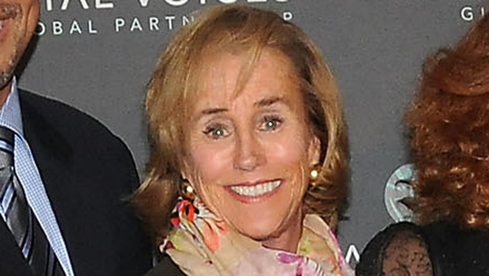 Valerie Biden Owens sonríe en 2014