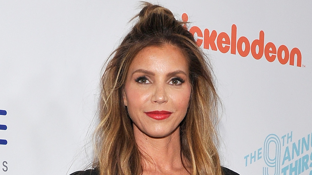 Charisma Carpenter en Thirst Gala en 2018