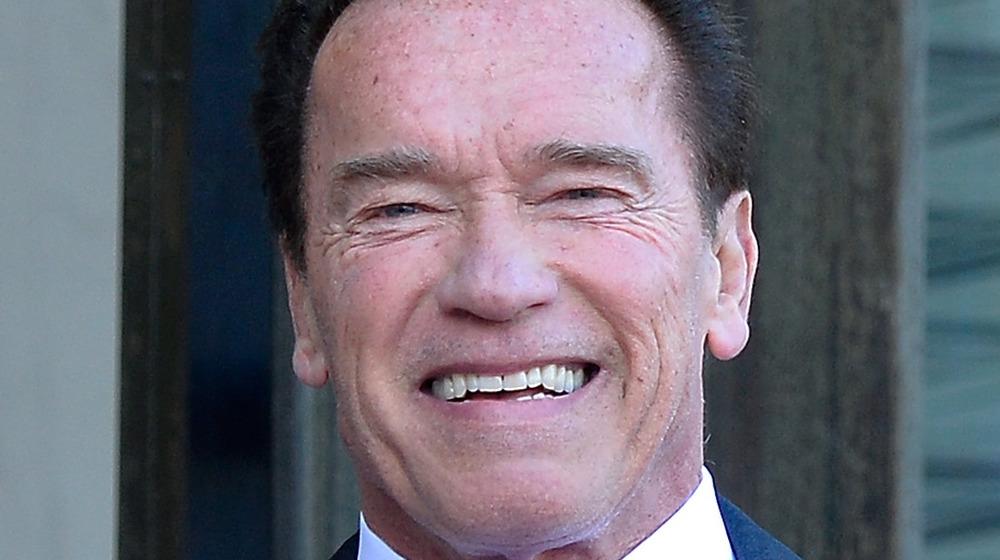 Arnold Schwarzenegger en One Planet Summit