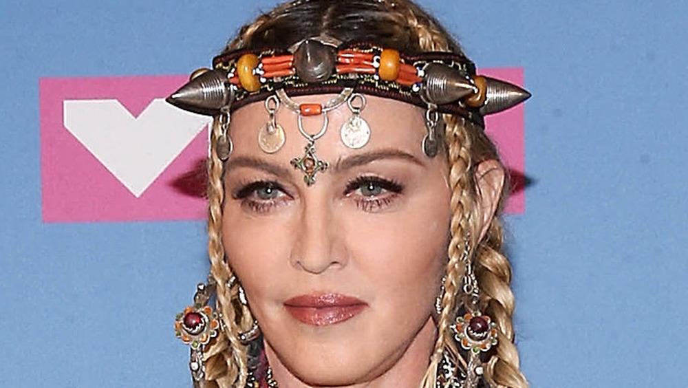 Madonna en los VMA