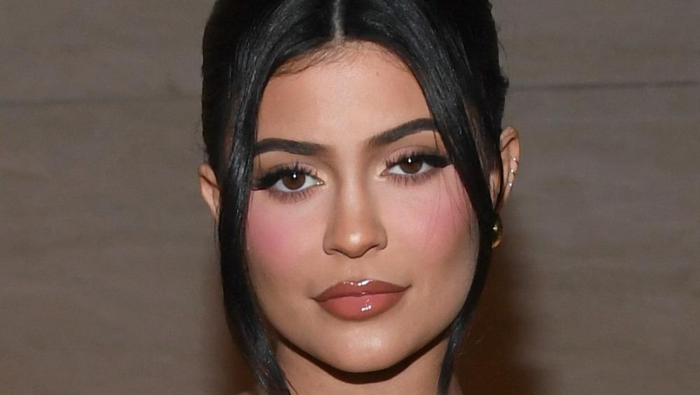 Kylie Jenner en un evento