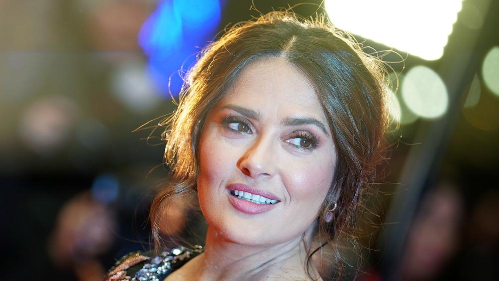 Salma Hayek asiste a un estreno en Berlín