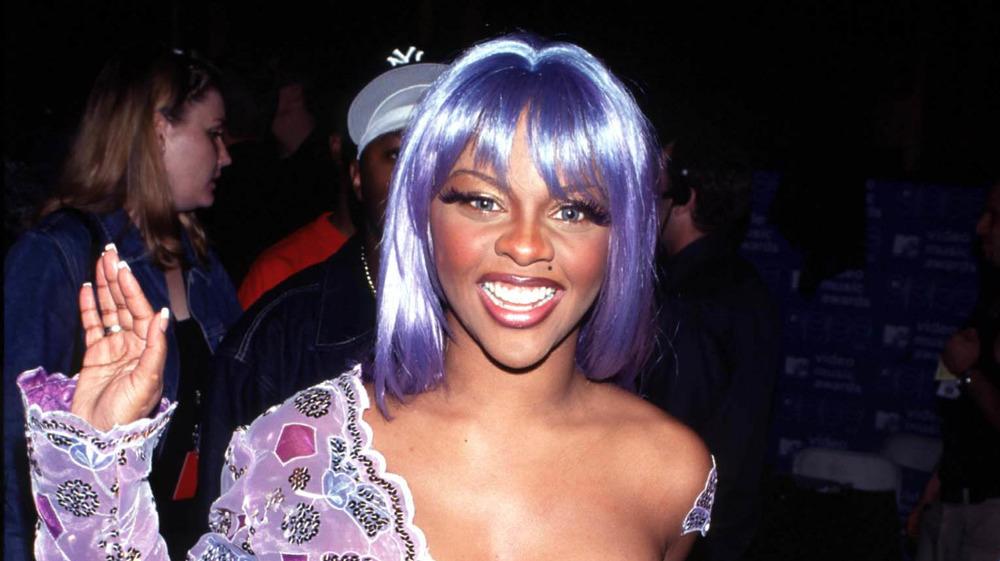 Lil Kim en los MTV VMA de 1999