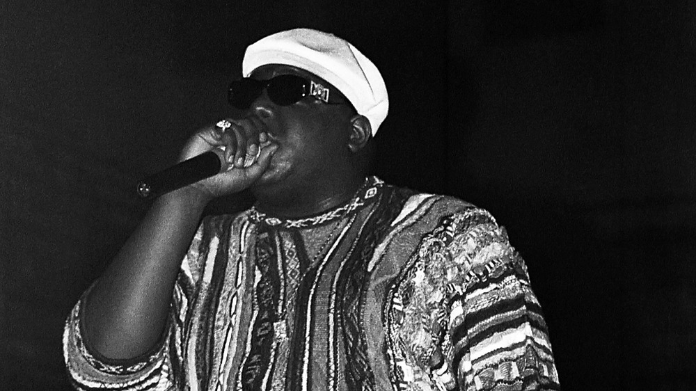 The Notorious BIG actúa en Illinois 1995