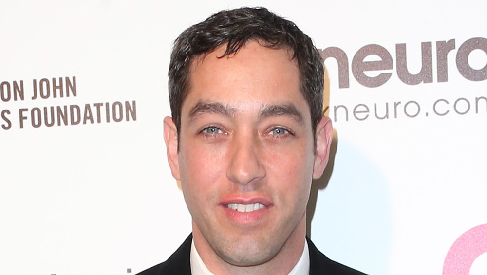 Nick Loeb en un evento