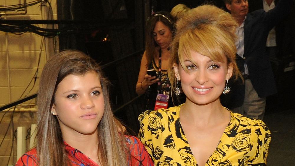 Sofia Richie y Nicole Richie