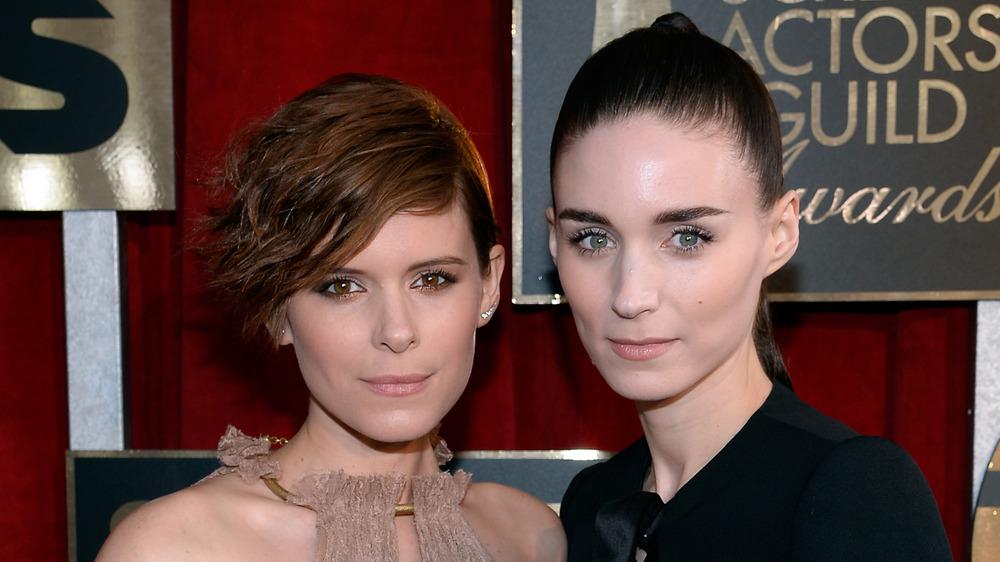 Kate Mara y Rooney Mara