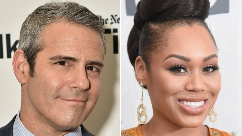 Andy Cohen y Monique Samuels se separan