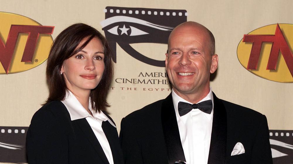Julia Roberts Bruce Willis amigos cercanos
