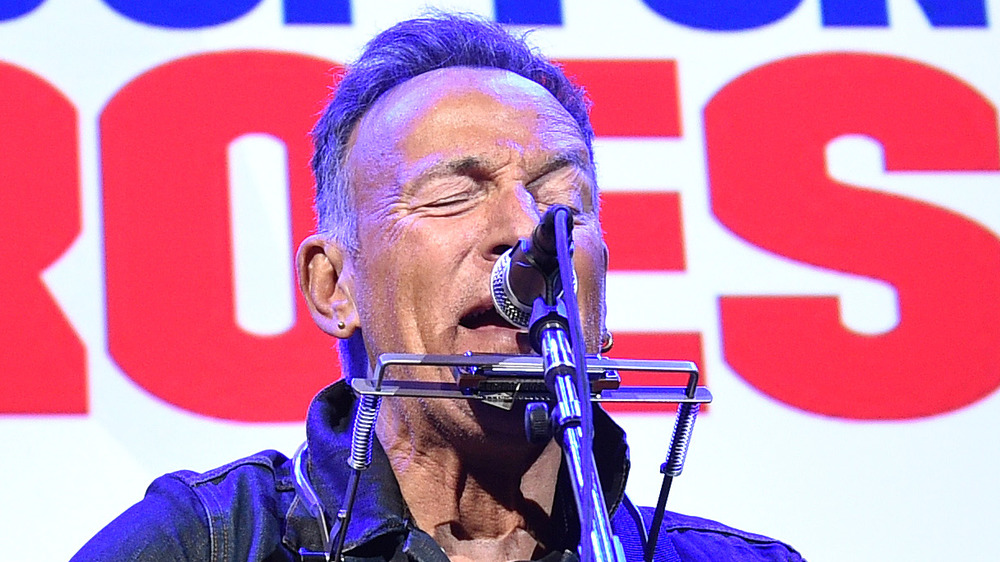 Bruce Springsteen Stand Up Heroes