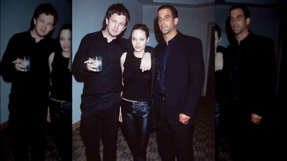 Angelina Jolie y amigos